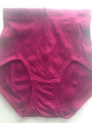 4 pairs Ladies Tany cotton Briefs knickers stocked in Perth size 20 white