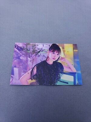 Twice Lights/Twicelights World Tour 2019 Official Photocard - No.44