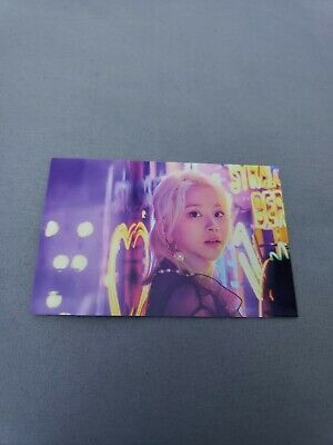 Twice Lights/Twicelights World Tour 2019 Official Photocard - Chaeyoung No.37