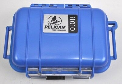 Pelican i1010 water resistant Case for iPod nano shuffle scratches scuffed