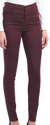J Brand Maria High Rise Skinny Jeans Size 31 NWT 23110 Luxe Sateen $188.00