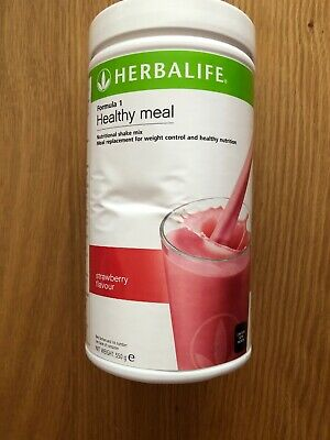 Herbalife Nutrition Formula 1 Shake Strawberry Delight 550g meal