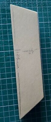 Natural Combo Belgian Coticule Whetstone Razor or knife Hone 186mm x 42mm