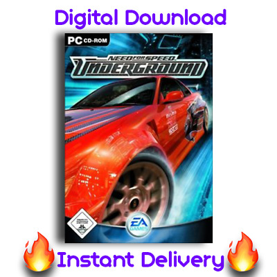 Need for Speed: Underground PC (Digital Download)