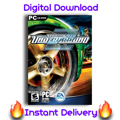 Need for Speed: Underground 2 PC (Digital Download)