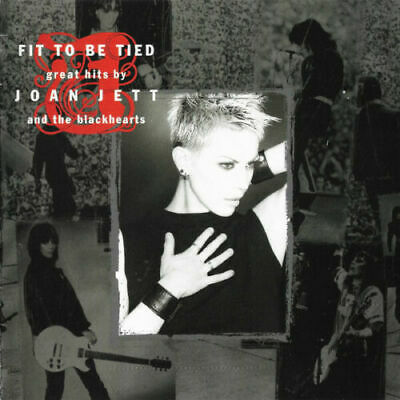 Joan Jett And The Blackhearts - Fit To Be Tied - Greatest Hits ( CD, 1997 )