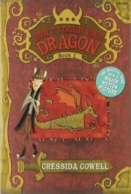 How to Train Your Dragon by Cowell, Cressida