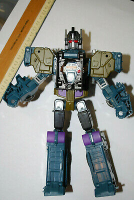 Transformers - G1 - Onslaught - Combiner Wars - rare - cybertron
