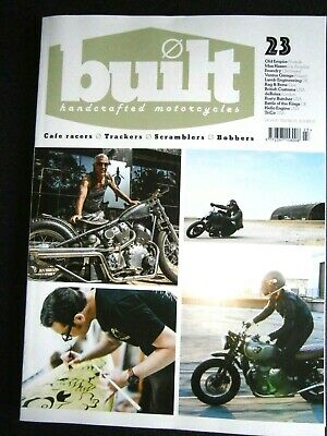 Built Magazine Issue 23 (new) 2019