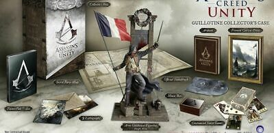 Assassins creed unity guillotine edition *VERY RARE*