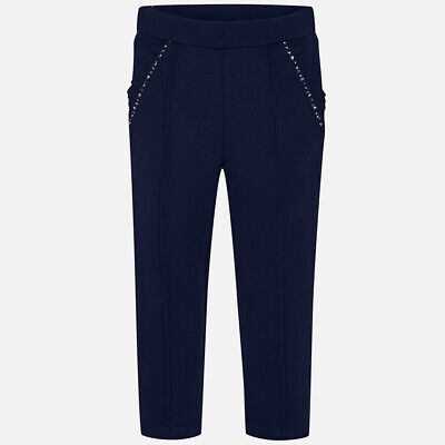 New Mayoral Girls trousers with diamond details, Age 2 years (4501)