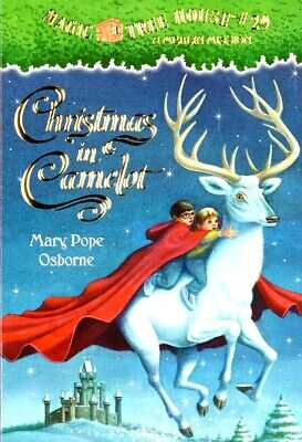 NEW Magic Tree House #29: Christmas in Camelot by Mary Pope Osborne