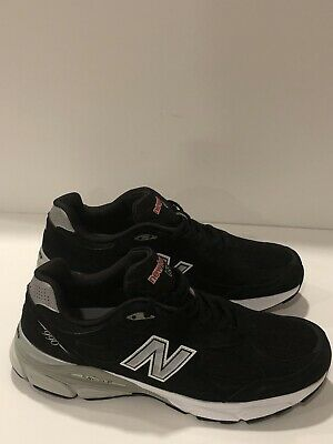 size 40 cee1f 3f5ec MO990BK4 MEN'S NEW BALANCE MADE IN USA 990v4 MID BOOT SIZE ...