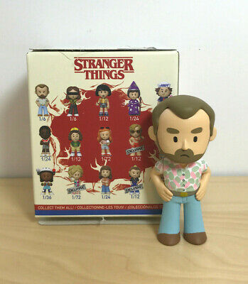 Funko Pop! Mystery Minis Stranger Things Season 3 - Hopper - 1/6
