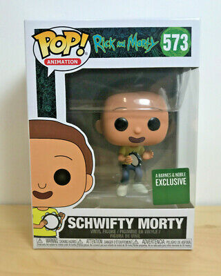 Funko Pop! #573 Rick and Morty - Schwifty Morty Barnes and Noble Exclusive