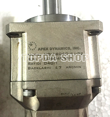 1PC APEX AB060-S1-P1 60:1 for Precision planetary reducer Input hole 6.35mm#XH