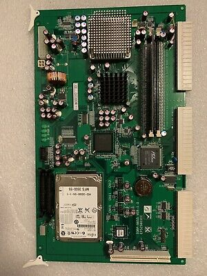 Aloka SSD 3500 Ultrasound CPU Interface IOBP-9855 Board PCB Part EP525601CC