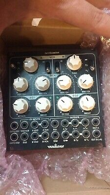 Vermona TwinCussion Eurorack Drum Module in great conditions