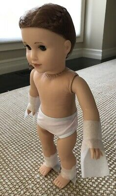 American Girl Doll Blaire Wilson 2019 GOTY nude w undies only NEW