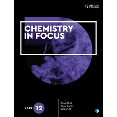 9780170408998 Chemistry in Focus Year 12 Student Book (PDF Only)
