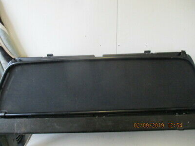 Mercedes Sl350 Wind Deflector With Case 9999