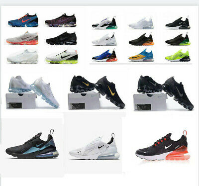 UK Mens Womens Air Max-270 Running Shoes Light sports running Trainers Sneakers