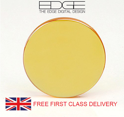 Budget Range ZnSe Focal Lens for CO2 Laser Cutter All Sizes Available UK Stock