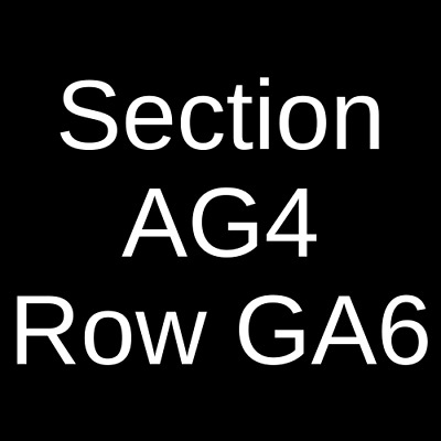 4 Tickets Polo & Pan 11/2/19 MTelus Montreal, QC