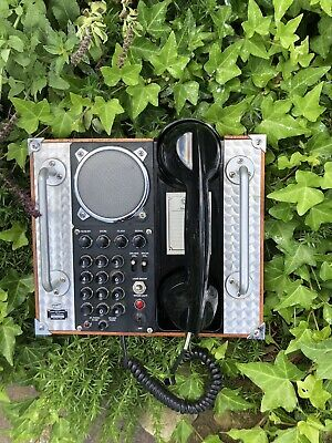 Vintage Spirit Of St Louis 10 Memory Hands Free Speaker Telephone Aviation Style