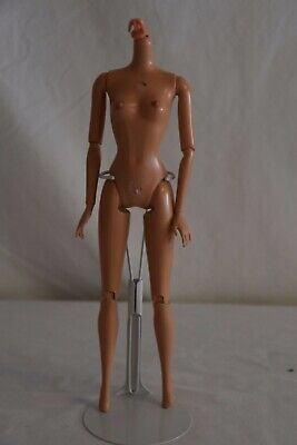 Partial Anatomically Correct Nude Barbie Doll for OOAK Creations - No Head