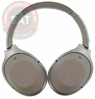 Sony MDR-1000X Premium Noise Cancelling Wireless Headphones - For Parts☝