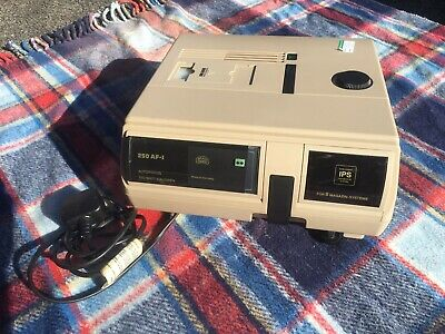 Braun 250 AF-1 Projector Autofocus 250 Watt Halogen Germany Slides