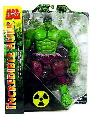 Action Figure the Incredible Hulk Marvel Select 25 cm Official by Diamond Toys