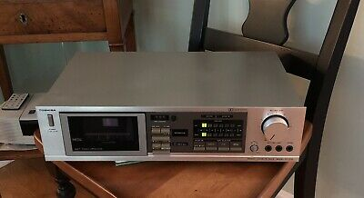 Toshiba PC-G10 Stereo Cassette Recorder Player - Fully Functional