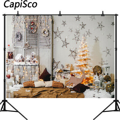 16Type Christmas Studio Photography Photo Background Wall Backdrop Prop 0.9x1.5m