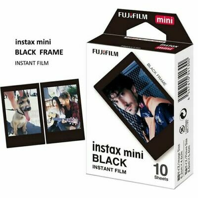 2020-12 Fujifilm Instax Disney Black 10 Sheets For Mini 9 8 7s 70 90 25