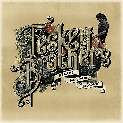 The Teskey Brothers - Run Home Slow - CD Album (Released 2nd August 2019) New