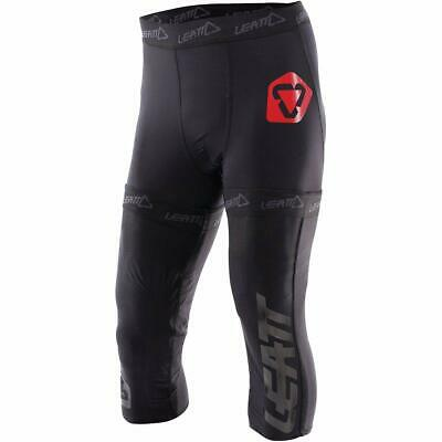 Leatt Knee Brace Pants Motocross Offroad MX Race Black Red Adults XLarge XXLarge