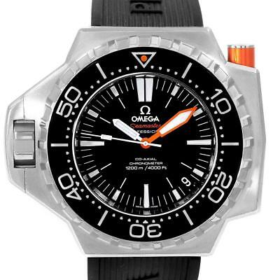 Omega Seamaster Ploprof 1200m Steel Mens Watch 224.32.55.21.01.001