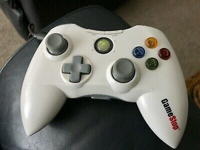 Generic Gamestop Wired Controller For Xbox 360 Very Good 9E