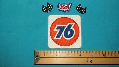 4 Rare Union Unocal 76 Gas Oil Fuel Nascar Racing Nhra Patch Crest Emblem
