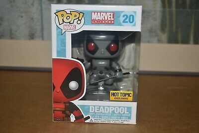 Funko Pop Marvel Universe 20 Hot Topic Exclusive Deadpool