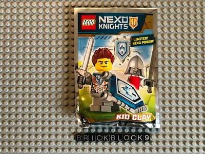Lego Nexo Knights Micro Limo Booster Polybag Limited Edition NEW NEW