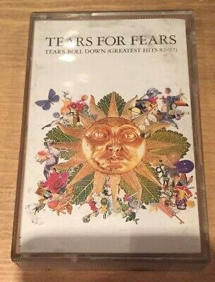 Tears For Fears – Tears Roll Down (Greatest Hits 82-92) - Tape, Free Postage