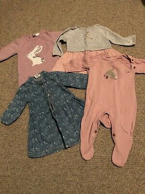 Girls Easter Bunny Spring Bundle. Mothercare. Next. 0-3 Months