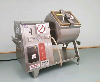 HOLLYMATIC Commercial VACUUM TUMBLER MIXER Meat Poultry MARINATOR model HVT50