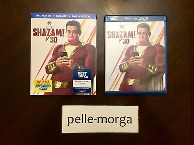Shazam! (Blu-ray 3D Only, 2019)