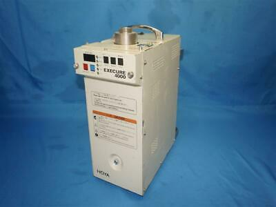 Hoya EXECURE 4000-D EXECURE4000D UV Light Source AS IS
