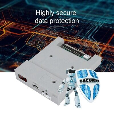SFR1M44-LUN 3.5in 1.44MB Floppy Drive Emulator Highly Secure Data Protection AU