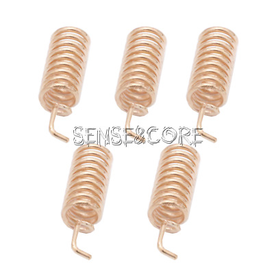 5pcs 868MHz Helical Antenna 2.15dBi 13mm for Remote Controller Remote Control NE